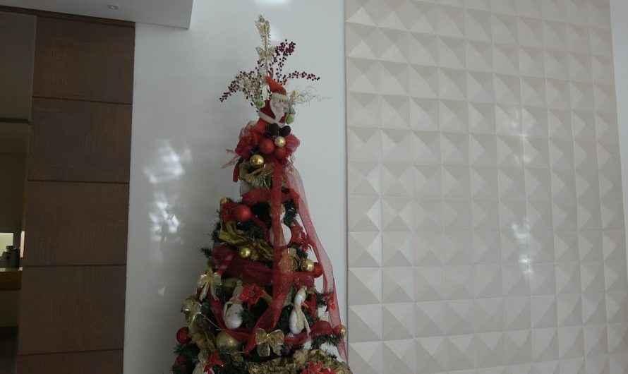 Minha decoração de natal