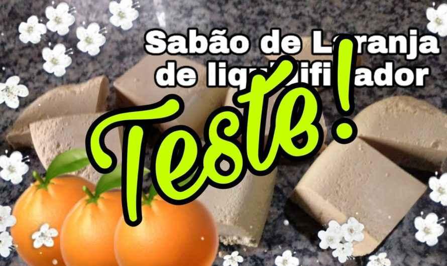 Teste Sabão de Laranja de liquidificador_Ester Huggler