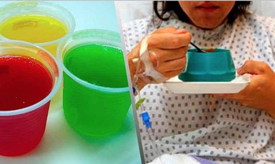 Veja porque a gelatina é tão servida em Hospitais e clínicas