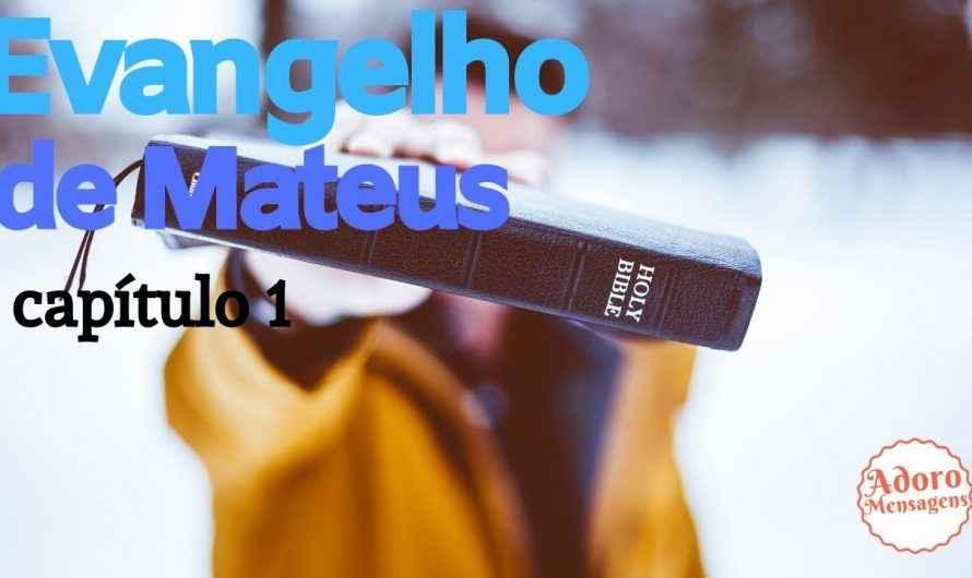 EVANGELHO DE MATEUS – Capítulo 1