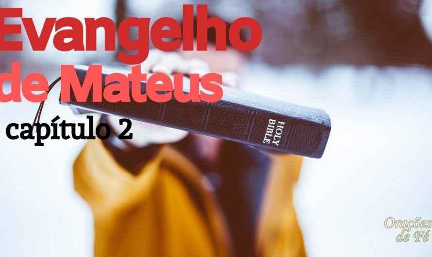 EVANGELHO DE MATEUS – Capítulo 2