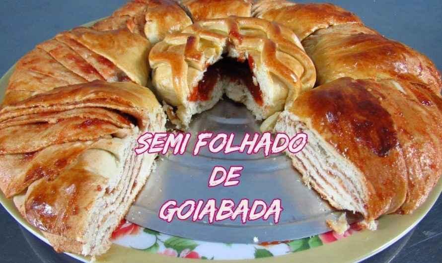 SEMI FOLHADO DE GOIABADA