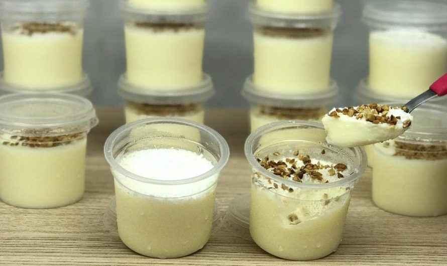 Venda muito essa sobremesa no pote, faça e venda – Receita deliciosa