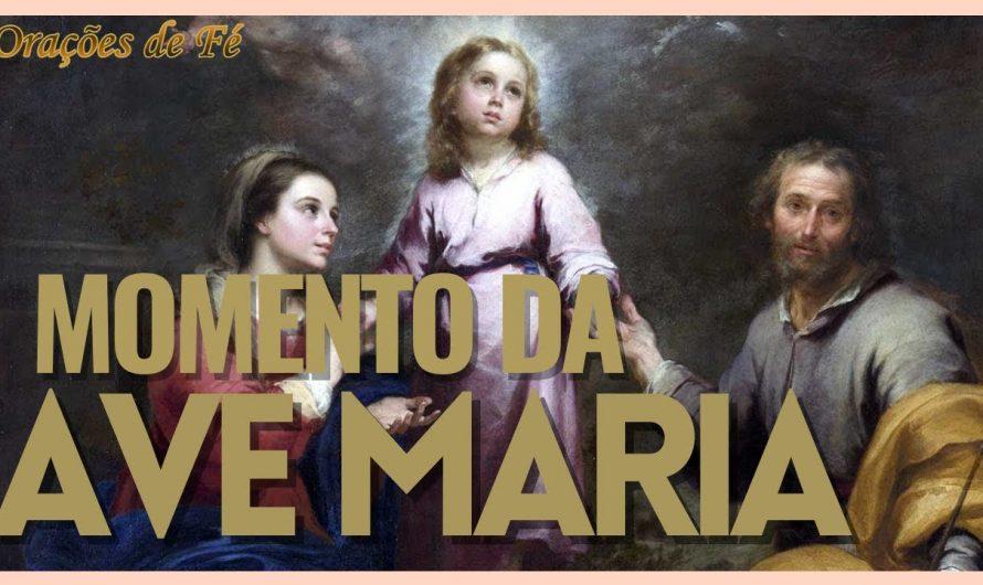 MOMENTO DA AVE MARIA 🙏 Oração da Noite ❤️ Dia 11 de dezembro