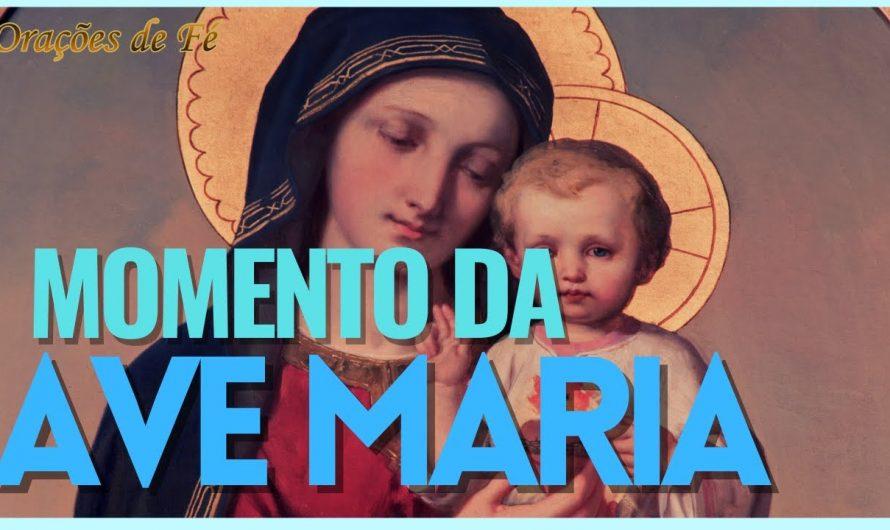 MOMENTO DA AVE MARIA 🙏 Oração da Noite ❤️ Dia 9 de dezembro