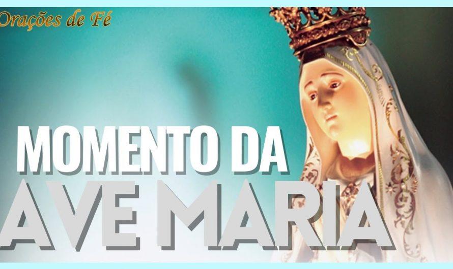 MOMENTO DA AVE MARIA 🙏 Oração da Noite ❤️ Dia 10 de dezembro