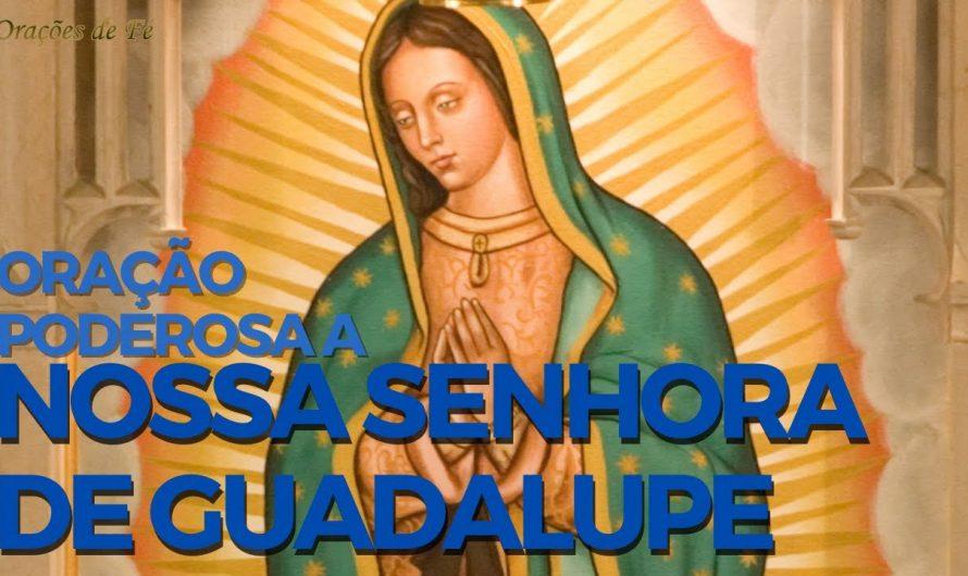 Poderosa Oração a Nossa Senhora de Guadalupe