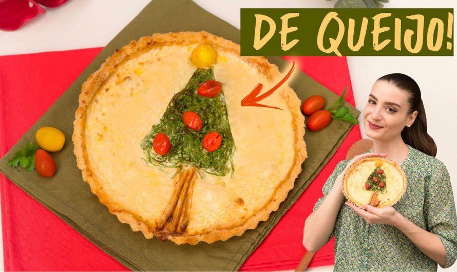 TORTA FÁCIL DE NATAL: QUICHE DE QUEIJO – Cozinha do Bom Gosto – Gabi Rossi