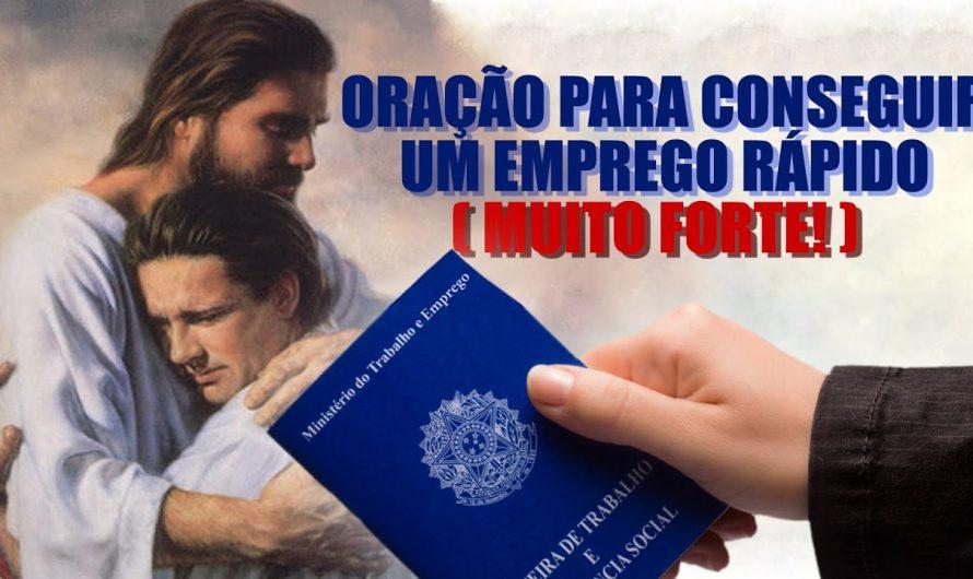 Oração para abrir portas de emprego (MUITO FORTE!)