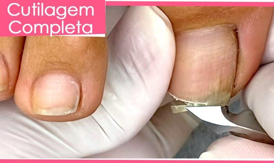 Profissao Manicure [Pedicure passo a passo]